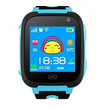 Ykang Reloj Inteligente para Niños/Monitoreo De Salud/Información Push/Recordatorio Inteligente/