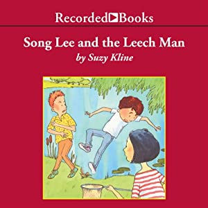 Song Lee and the Leech Man Audiobook