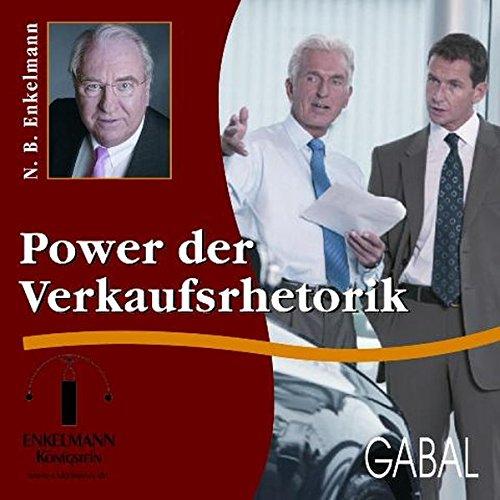 Power der Verkaufsrhetorik (Enkelmann-Audiothek)