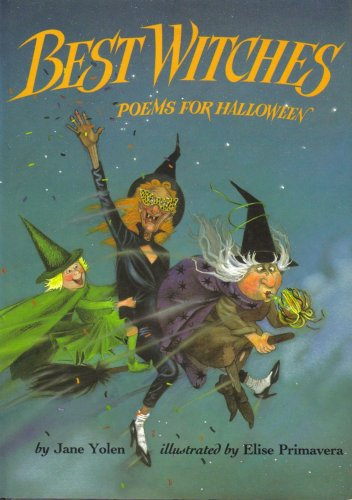 Best Witches: Poems for Halloween
