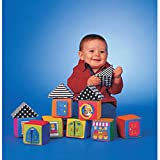 SMALL WORLD TOYS BABY KNOCK-KNOCK BLOCKS (Set of 3)