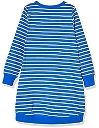 A para asombroso manga larga para niña Jersey Suéter Vestido