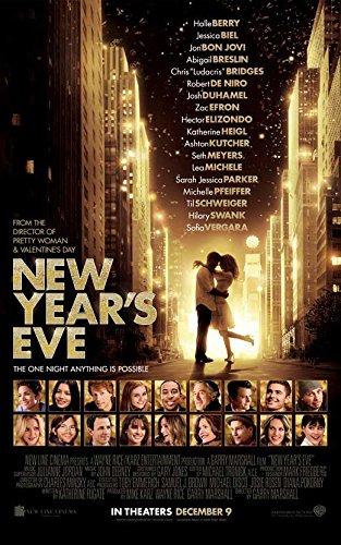 amazon new year s eve c ポスター 11 x 17 アートフレーム