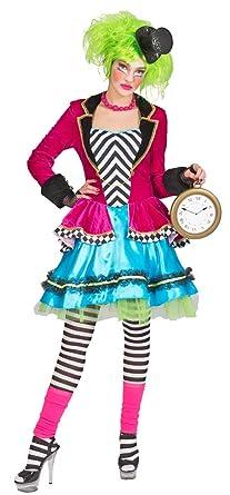 Funny Fashion Verruckter Hutmacher Kostum Fur Damen Marchenhafte