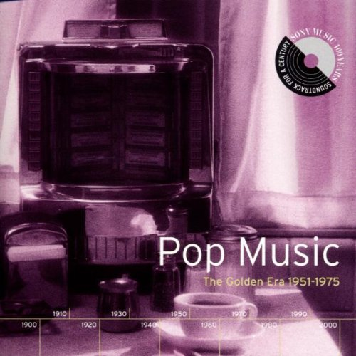 Pop Music: The Golden Era 1951-1975 by Sony