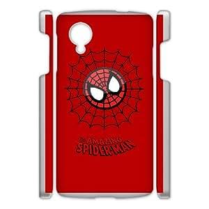 Google Nexus 5 THE AMAZING SPIDER-MAN pattern design Phone Case HTA12JSM59464