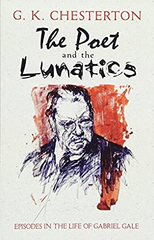book cover of The Poet and the Lunatics