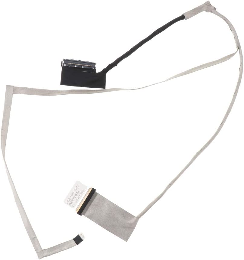 Almencla LED Flex Video Screen Cable Replace for ASUS ASUS K53 X53 A53 Laptop Replacement Parts