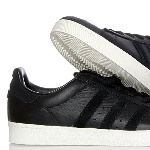 adidas Originals Superstar VULC ADV, core black-core black-chalk white, 8
