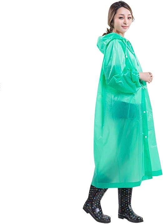 Emergency Disposable Rain Poncho Ultralight Portable Raincoat Rain Cover