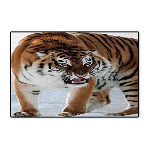 Auburn Tigers Bath Mat, Tigers Bath Mat, Tigers Bath Mats