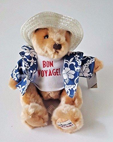 Herrington Celebration Collection Bon Voyage Teddy Bear
