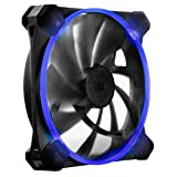 Antec True Quiet 120 UFO Cooling Case Fan 75291, Blue