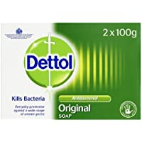 Dettol Soap 100g Twin Pack x 3 by Dettol