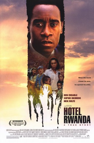 Hotel Rwanda 11 x 17 Movie Poster - Style A (Hotel Rwanda Poster compare prices)