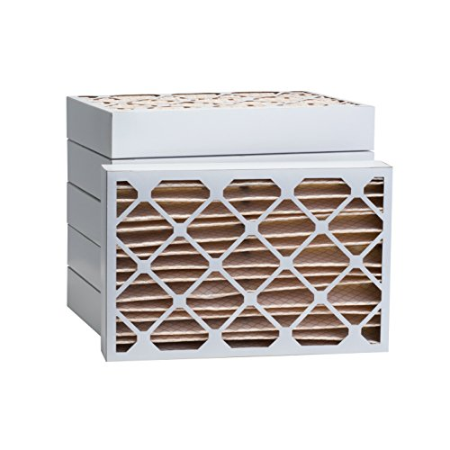14x25x4 Ultra Allergen Comparable Air Filter MERV 11 - 6PK by Tier1