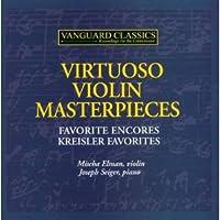 Violin Virtuoso Masterpieces