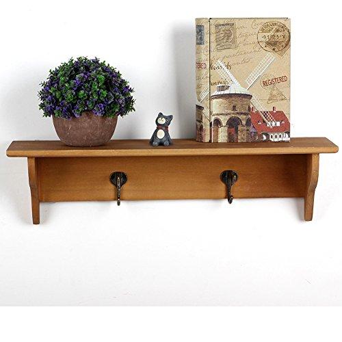 Global Views Wall Shelf: All-Purpose Maple Laminate Shelf