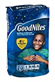 Health & Personal Care : GoodNites Bedtime Underwear Boys L/XL 11 CT (Pack of 4)