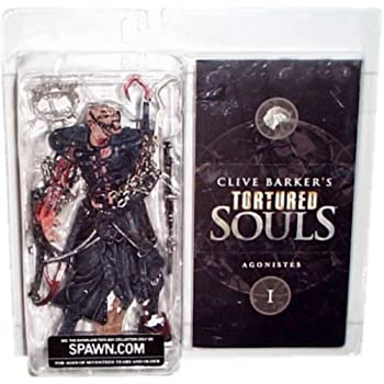 Amazon Com Mcfarlane Toys Clive Barker S Tortured Souls Action