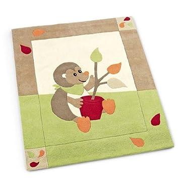 Kinderteppich sterntaler  Sterntaler 96174 - Teppich Isidor: Amazon.de: Baby