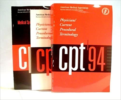 Download online Cpt 94: Physicians' Current Procedural Terminology/Book and Supplement (Cpt / Current Procedural Terminology (Standard Edition)) PDF