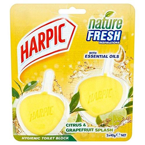 Harpic衛生的トイレRim Cleaner Citrusツイン(2 ) B07CHG73MN