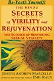 img - for The Hindu Secrets of Virility and Rejuvenation: The Art of Restoring Sexual Vitality book / textbook / text book