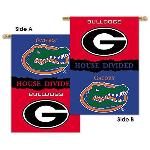 (Collegiate / College / NCAA Georgia - Florida 2-Sided 28