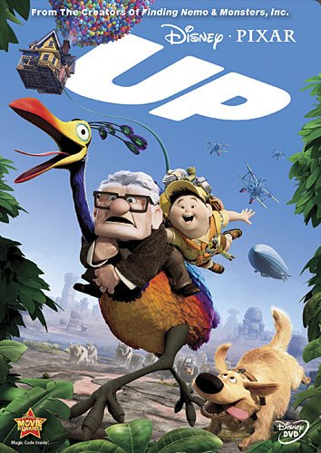 Disney Up Movie (Up (Single-Disc Edition))