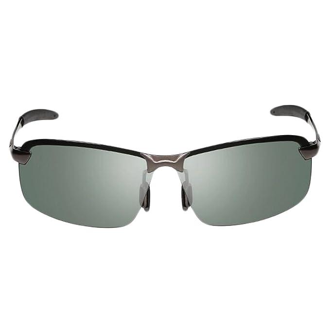 Perfectas Gafas De Sol De Alta Definición Las Lentes Polarizadas Hombre Al Aire Libre Campo De