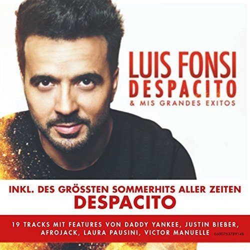 CD : Luis Fonsi - Despacito & Mis Grandes (Italy - Import)
