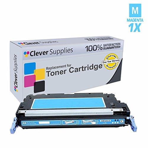 111 Cyan Toner Cartridge (Clever Supplies Compatible Toner Cartridge Cyan for Canon 111 (1659B001AA), IMAGECLASS MF9150, MF9150C, MF9170, MF9170C, MF9130C, MF9220, MF9220CDN, MF9280, MF9280CDN, LBP-5300, 5360, 5400, 5630)