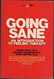 img - for Going Sane: An Introduction to Feeling Therapy book / textbook / text book