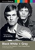 Black White + Gray: A Portrait of Sam Wagstaff + Robert Mapplethorpe