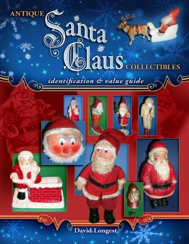 Antique Santa Claus Collectibles, Identification & Value Guide
