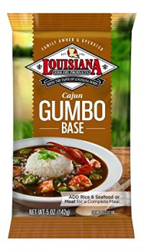 Louisiana Base Gumbo, 5 oz