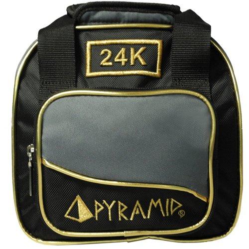 Pyramid 24K Plus One Spare Tote Bowling Bag