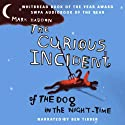 The Curious Incident of the Dog in the Night-Time (Unabridged) Audiobook by Mark Haddon Narrated by Ben Tibber