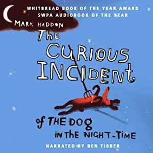 The Curious Incident of the Dog in the Night-Time Hörbuch