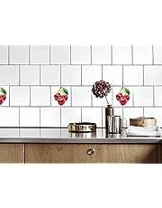 Adesivi per piastrelle casa e cucina for Mattonelle in vinile