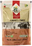 24 Mantra Organic Fenugreek Powder, 7 Ounce (Pack of 16)