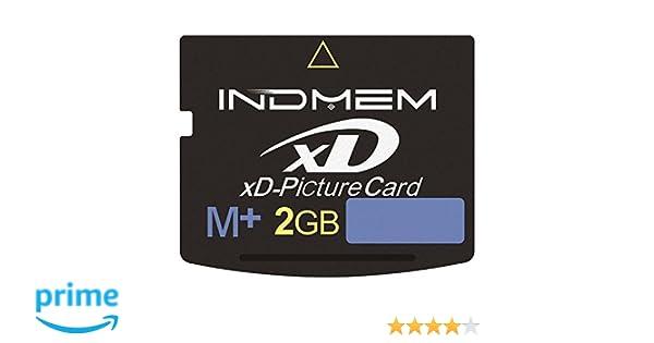 Tarjeta XD 2GB M+ Tarjeta de Memoria XD de imagen 2 GB xD Picture ...