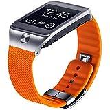 Samsung ET-SR380XOEGWW Samsung Standard Armband lang Orange für Samsung Galaxy Gear 2/Gear 2 Neo -