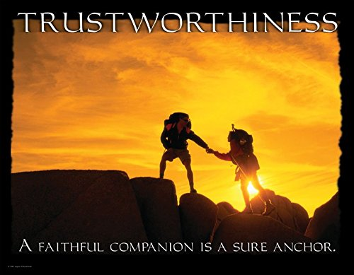 Trustworthiness Laminated (Trustworthiness Poster)