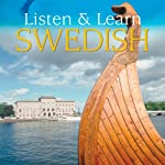 Listen & Learn Swedish |  Dover Publications