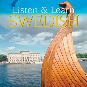 Listen & Learn Swedish Audiobook