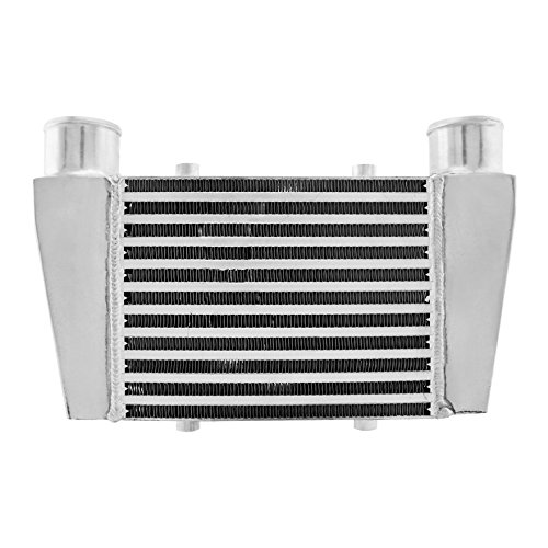 (CXRacing Universal Front V-Mount Intercoole 15.25
