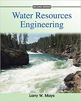 Book Water Resources Engineering