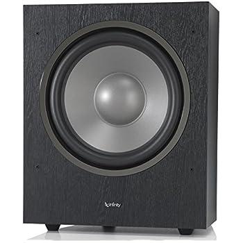 "Amazon.com: Infinity Reference SUB R12 | 12"" 300W Powered"